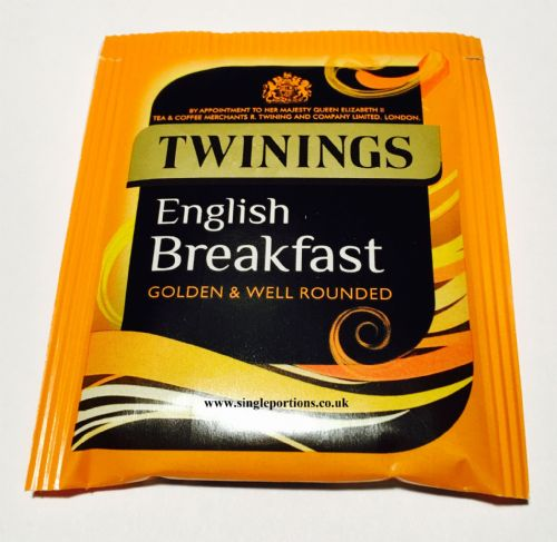 Twinings - English Breakfast - Enveloped Tea Bags